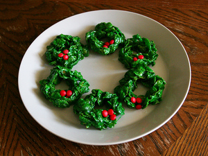 Wreathcookies